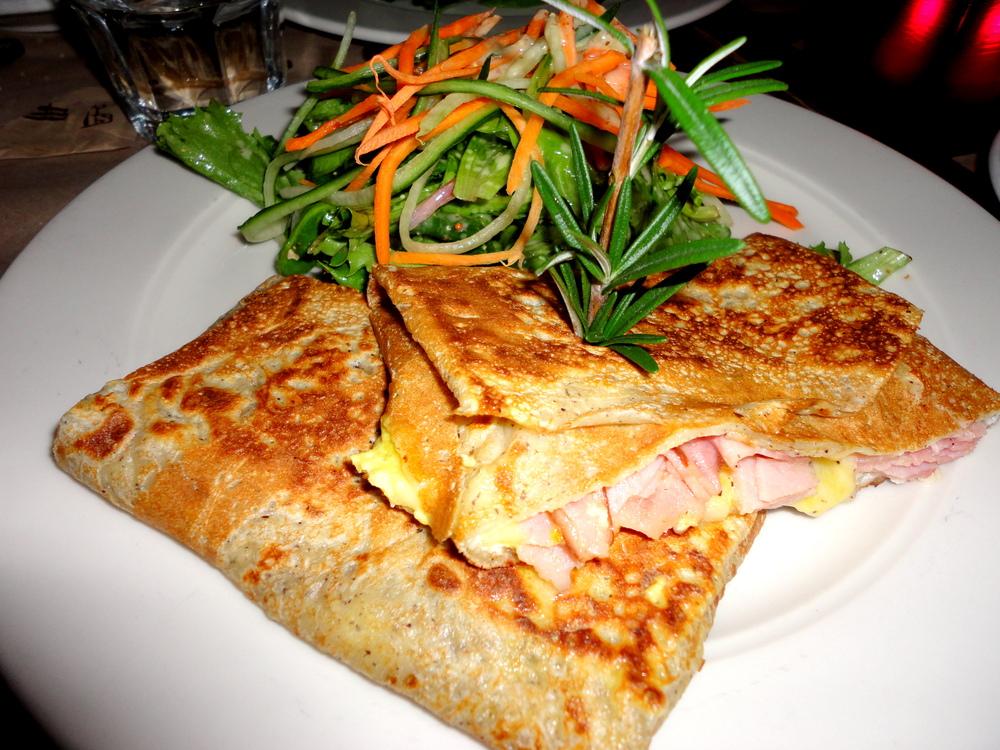 Le Grainne Cafe Restaurant Nyc
